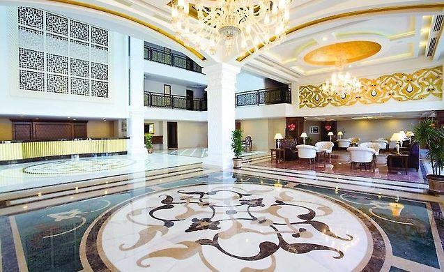 hotel aydinbey kings palace evrenseki